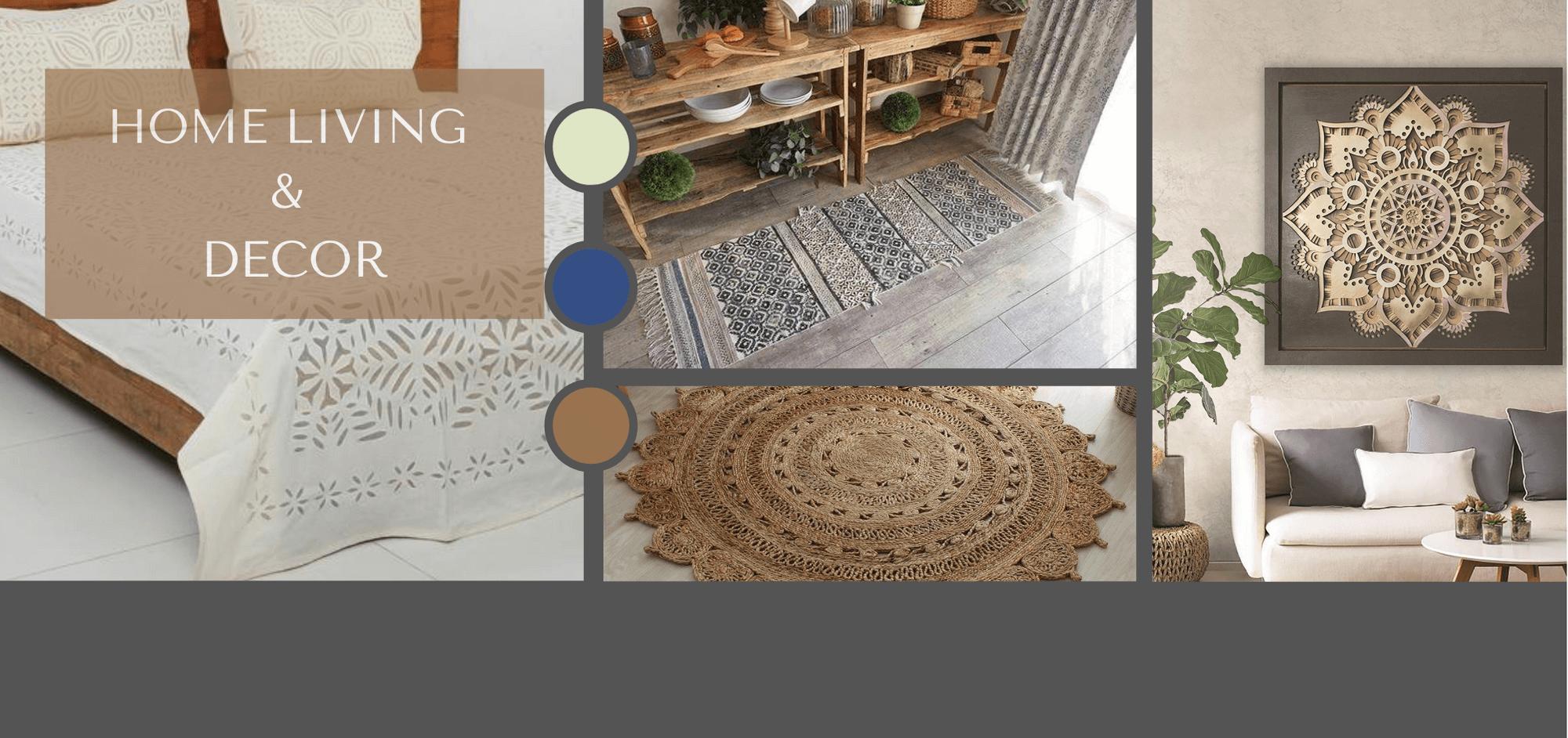 Home Living & Decor