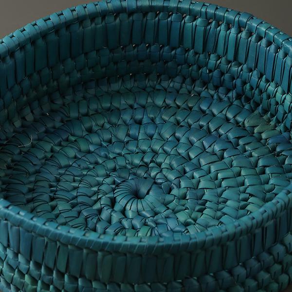 Palm Leaf Weaving