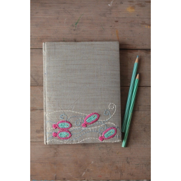 Crochet Notebook - A5