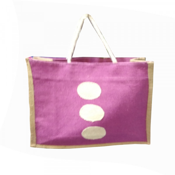 Jute Lunch Tiffin Bag