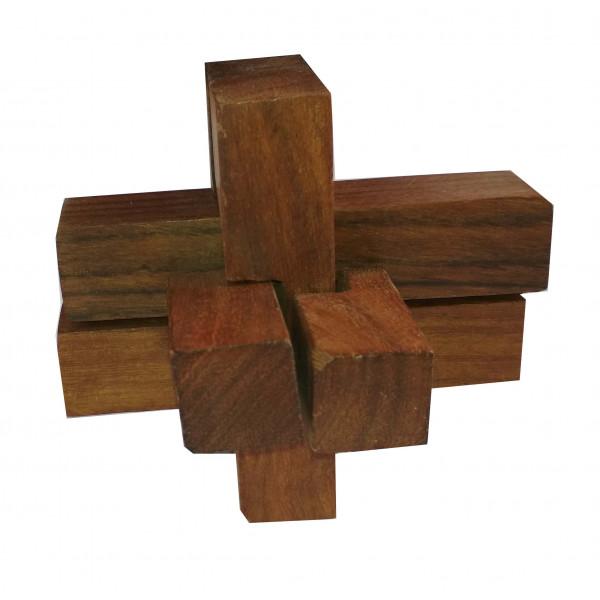 Nine Pieces Wooden Game
