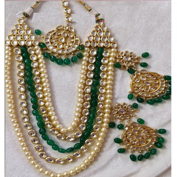 in price golden white prices pearl set pakistan jewellery item