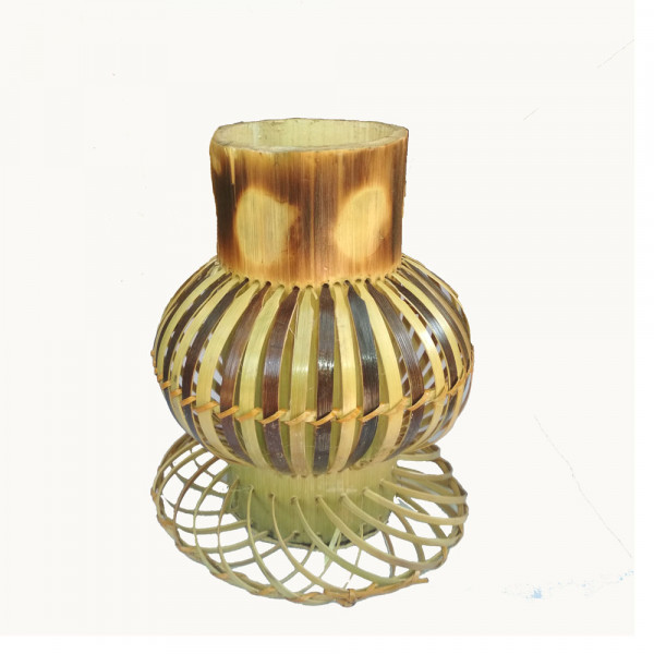 Direct Create Pvt Ltd : bamboo flower vase - startupinsights.org