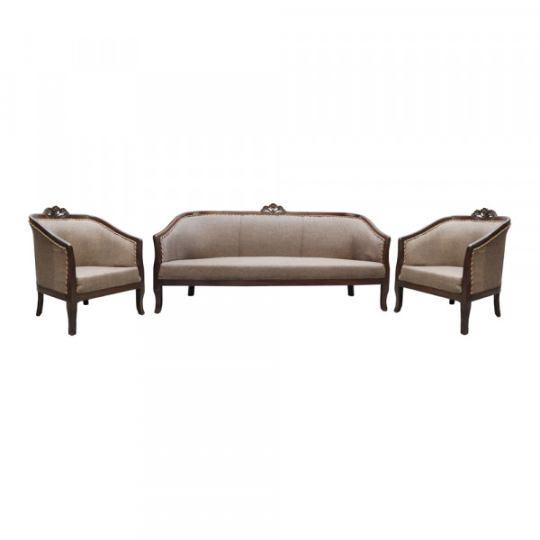 Archit Art Gallery Porto Five Seater Sofa Set