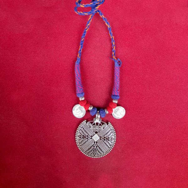 Jharkhand Tribal Necklace - directcreate.com