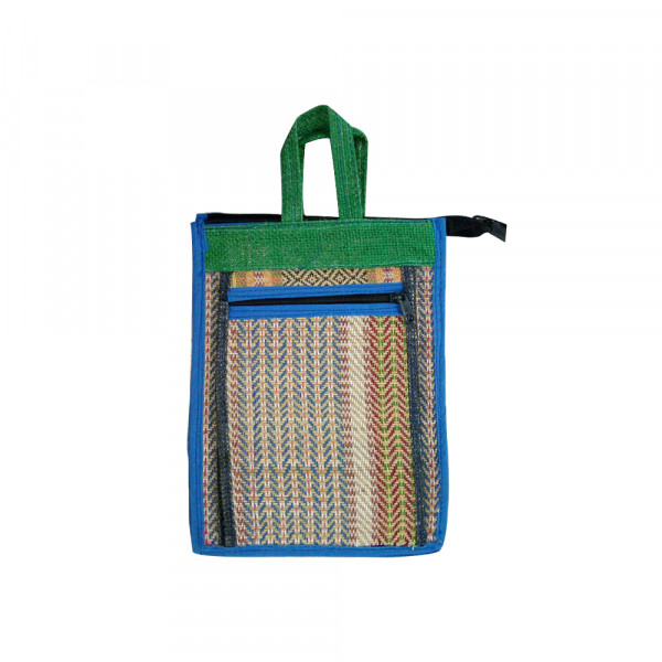 Raj grass handicraft, Grass Hand Bag