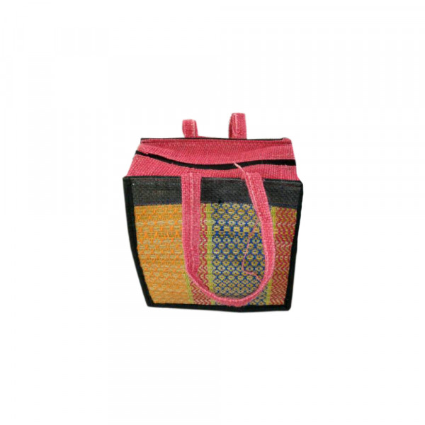 Raj grass handicraft, Woven Grass Hand Bag
