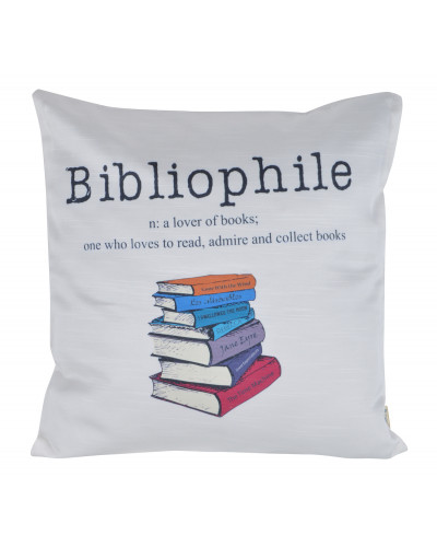 Book set Company Cushion Cover