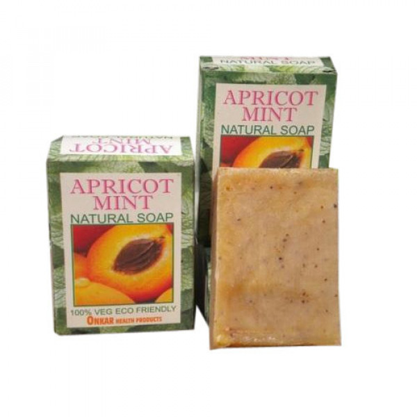 Apricot Mint Natural Soap
