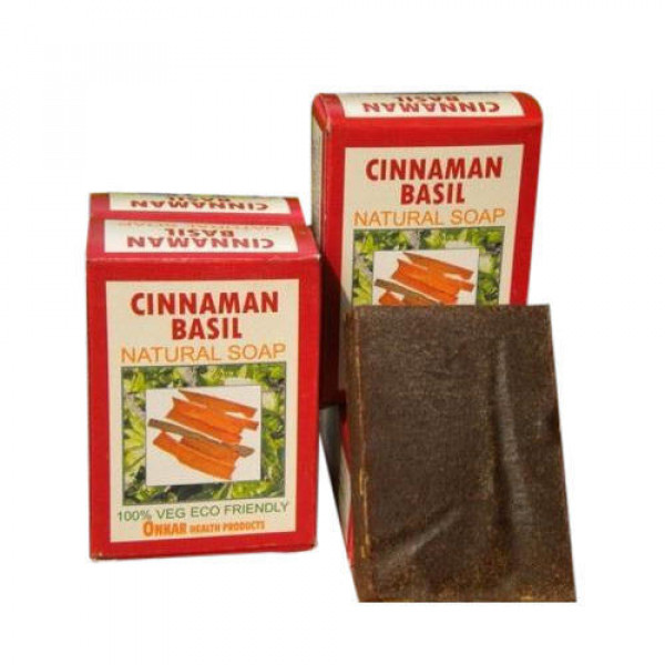 Cinnamon Basil Natural Beauty Soap