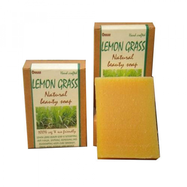 Lemon Grass Natural Beauty Soap