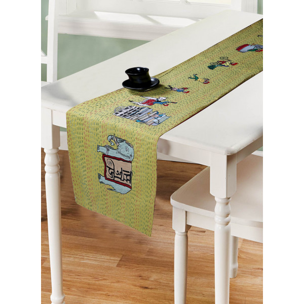 Muchhad Table Runner 14 x 72