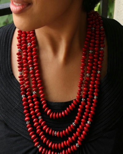 Bold And Beautiful Necklace