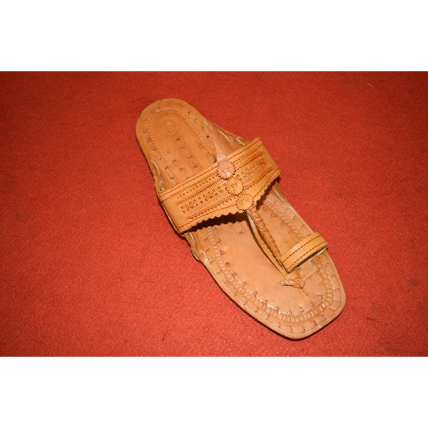 Traditional Kolhapuri Chappal for Men