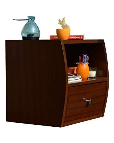 Mubell Chicago Bedside Table with Drawers